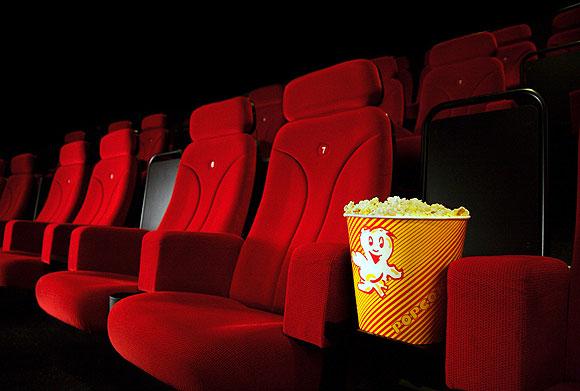 Kusiralliko leffateattereihin?