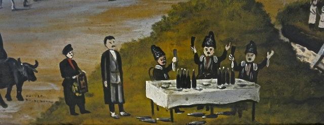 Hatšapuria ja saperavia – Georgia syö ja juo